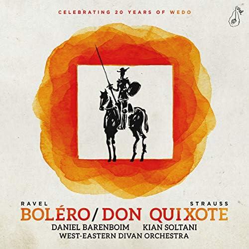 West-Eastern Divan Orchestra, Daniel Barenboim, Michael Barenboim, Miriam Manasherov & Kian Soltani