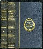 HISTOIRE DE L'ACADEMIE FRANCAISE - 2 TOMES EN 2 VOLUMES - TOMES 1 + 2.