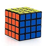 Coolzon Magic Puzzle Cube 4x4x4, 4x4 Puzzle à Rotation Lisse Cube Magique pour Enfants Adultes