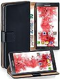 MoEx Funda Cartera [protección 360°] Compatible con Samsung Galaxy Note 3 Neo | Cierre magnético,...