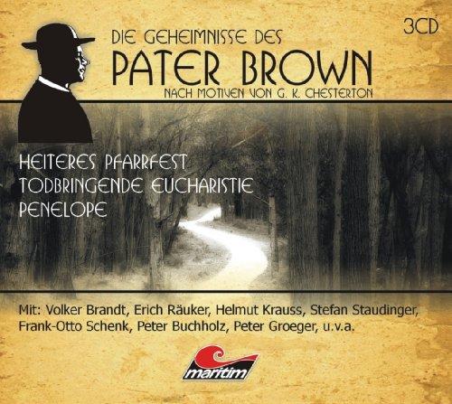 Die Geheimnisse des Pater Brown 01