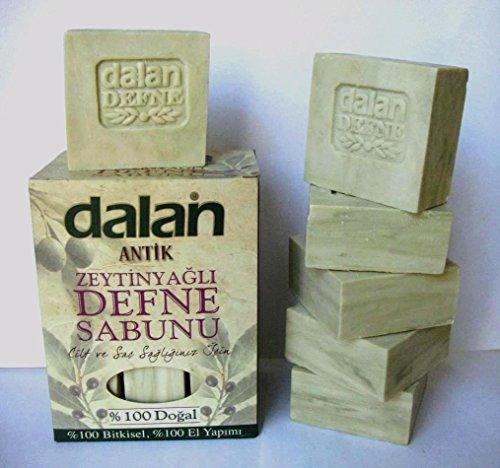 6 x Natur-Olivenoel-Seife-handgemachte, Olivenoel-Seife-100% handgemachte-100% Oliven-Naturseife, VEGAN
