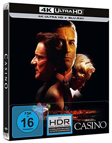 Casino - 4K UHD - Steelbook [2 DVDs]