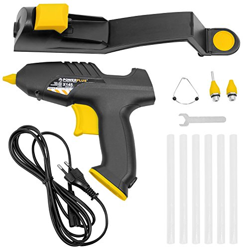 PowerPlus POWX145 - Pistola de cola...