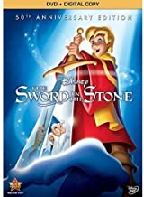 Best Sword in the Stone: 50th Anniversary Edition (DVD + Digital Copy) Review