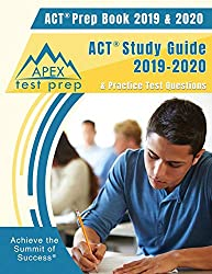 ACT Study Guide 2019-2020 - Best ACT Prep Books