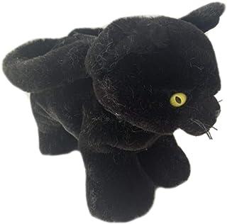 plushies Huggable Animal Purse (Black Cat)