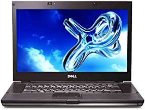 """Dell Latitude E6510 Intel i7 Quad Core 1600 MHz 320Gig Serial ATA HDD 8192mb DDR3 DVD ROM Wireless WI-FI 15.0"""" WideScreen LCD Genuine Windows 7 Professional 64 Bit Laptop Notebook Computer"""