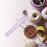 Seasons Shop DIY costura, regla Schneider Set Kurvenlineal accesorios plástico modelo la precisión es muy adecuado para dibujar cortar chapa y otros ropa diseño Relaxing