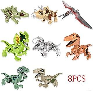 Best lego dinosaurs minifigures Reviews