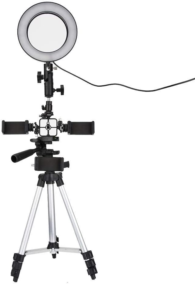 Aramox High quality Selfie Ring Light LED Fill Dimma Photography Max 47% OFF Video
