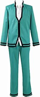 NSOKing no sai-nan Cosplay Kusuo Saiki Japanese Anime School Uniform Mens Suit Outfit