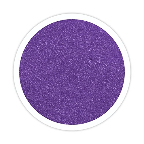 Sandsational Sparkle Royal Purple Unity Sand, 22 oz, Colored Sand for Weddings, Vase Filler, Home Décor, Craft Sand