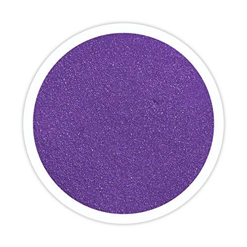 Sandsational Sparkle Royal Purple Unity Sand, 22 oz, Colored Sand for Weddings, Vase Filler, Home Décor, Craft Sand