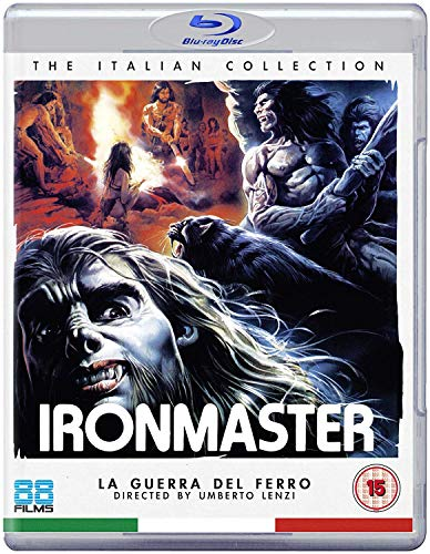 Ironmaster (Blu-ray) [Blu-ray]