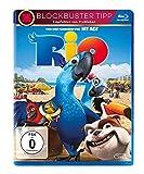 Bluray Kinder Charts Platz 29: Rio [Blu-ray]