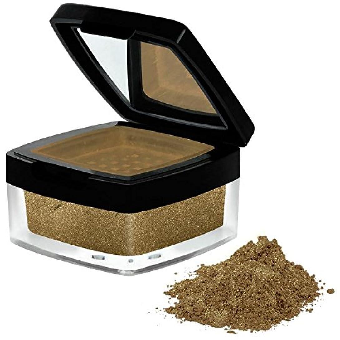横に逆葉巻(3 Pack) KLEANCOLOR Airy Minerals Loose Powder Eyeshadow - Intuition (並行輸入品)