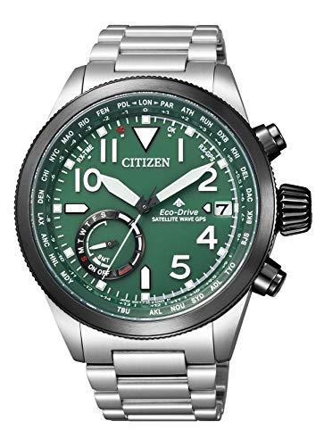 [シチズン] 腕時計 プロマスター エコ・ドライブGPS衛星電波時計 F150 ランドシリーズ ダイレクトフライト CC3067-70W メンズ