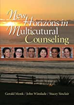 By John Maxwell Winslade - New Horizons in Multicultural Counseling: 1st (first) Edition