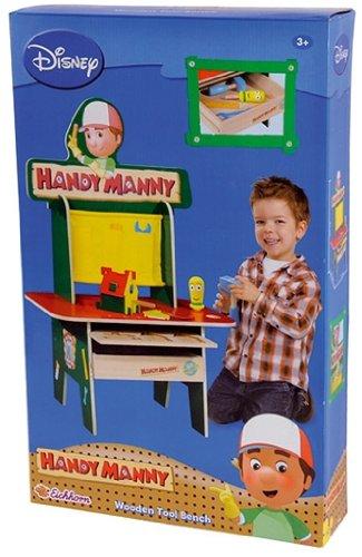 Smoby - 4705 - Imitación - Handy Manny - Establecido