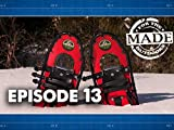 Snowshoes and Ice Augers