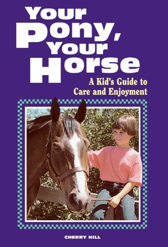 Your Pony, Your Horse (English Edition)