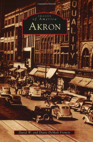 Akron   (OH)  (Images of America)