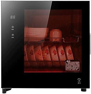 SluoYi Encimera Lavavajillas Portátil Compacto Mesa Cocina Lavadora Mini Armario Desinfección DUZG