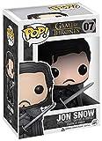 Figura Pop Jon Nieve Juego de Tronos (con Capa)...