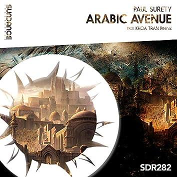Arabic Avenue
