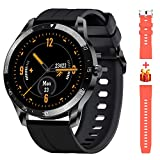 Blackview Smart Watch for Android Phones and iOS Phones, Smart Watches for Men Women, Fitness Tracker Watch with Heart Rate Sleep Monitor, 1.3
