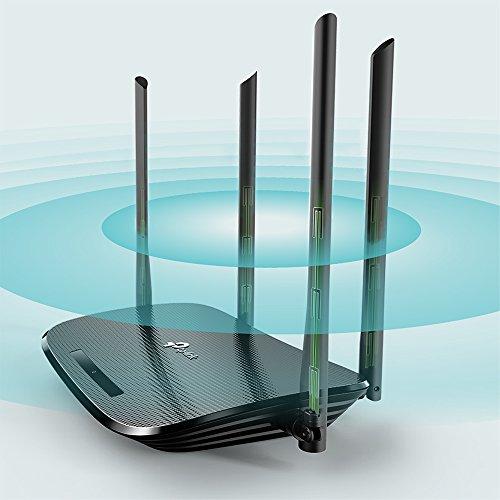 TP-Link Archer VR300 Modem Router Wireless AC1200 Fibra/VDSL/ADSL Kabelrouter (nicht für Deutschland geeeignet)