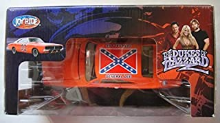 JOY RIDE DUKES OF HAZZARD GENERAL LEE 1969 DODGE CHARGER 1: 25 SCALE DIE CAST