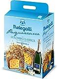 Colomba Classica con canditi e bottiglia di Spumante cuvèe dolce 75 ml