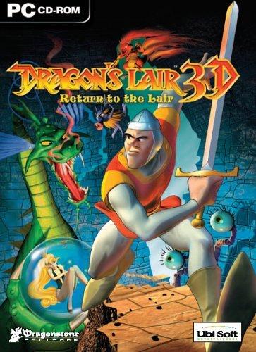 Dragon's Lair 3D (PC) by UBI Soft