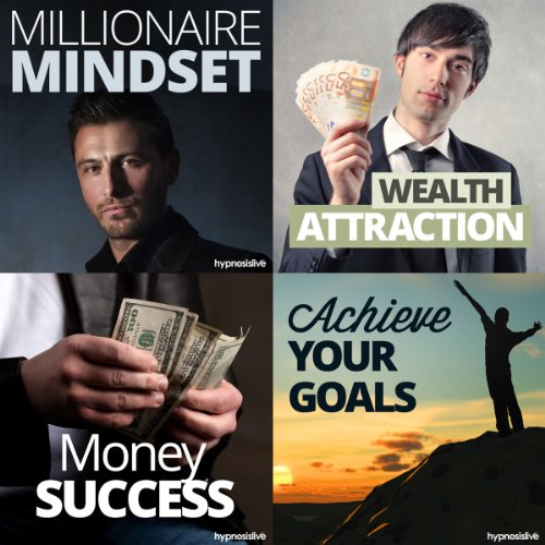 The Multi-Millionaire Hypnosis Bundle cover art