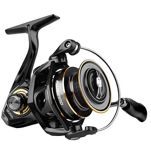 PLUSINNO Spinning Reel, 9+1 BB Fishing Reel