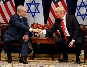 ConversationPrints BENJAMIN NETANYAHU DONALD TRUMP GLOSSY POSTER PICTURE PHOTO BANNER israel