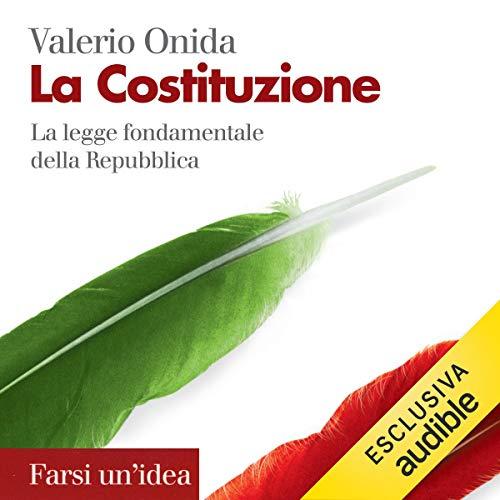 La Costituzione cover art