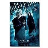 hutianyu Druck Leinwand Wand Draco Malfoy Poster Severus
