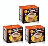 3 Boxes Naturegift Instant Coffee Weight Loss Diet Ginseng Extract with Vitamins