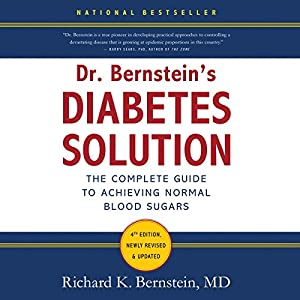 buy  Dr. Bernstein's Diabetes Solution: The ... Audible Books and Originals