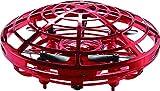 Brinquedo Drone UFO, Vermelho, Candide