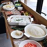 Villeroy und Boch Pasta Passion Lasagne-Form für 4 bis 6 Personen, Premium Porzellan, Weiß - 4