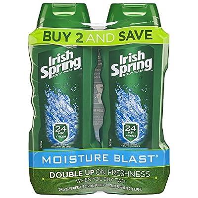 Irish Spring 18 ounce (2 Pack)
