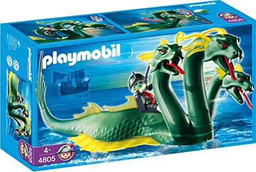Playmobil 4805 - Dreiköpfige Seeschlange