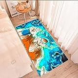 YUHG Dibujos Animados Super Dragon Cocina Alfombra Dormitorio...