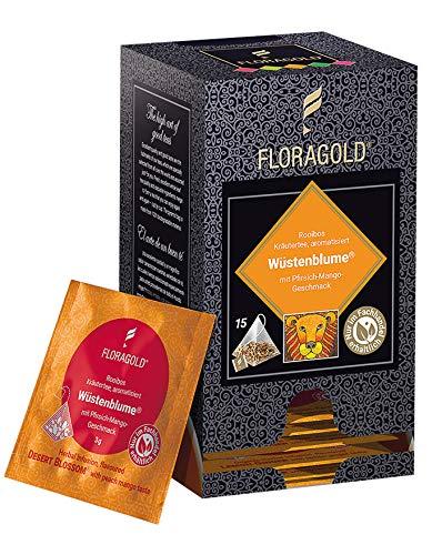 Florapharm - Wüstenblume Pyramidenbeutel Packung