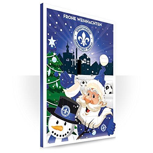SV Darmstadt 98 Adventskalender, Weihnachtskalender