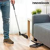 InnovaGoods Balai électrique rectangulaire Noir Taille Unique
